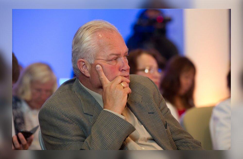 Марусте поддержал ограничение прав России в ПАСЕ