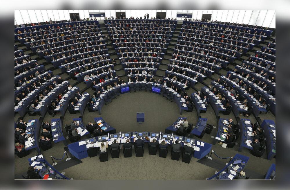 Europarlament kiitis heaks 2014. ja 2015. aasta ELi eelarved