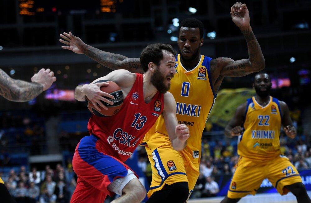 Himki vs CSKA