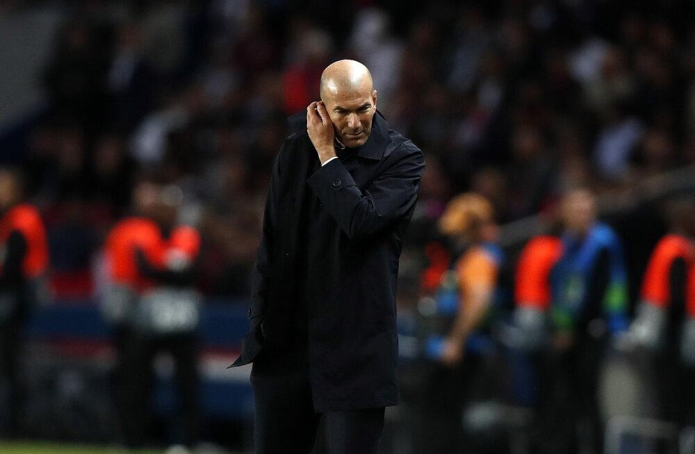 Mannetu esituse teinud Madridi Real püstitas antirekordi
