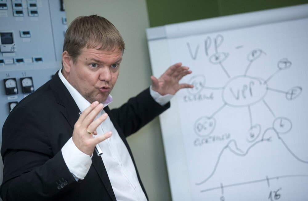 Charlie Viikberg. Eesti Energia