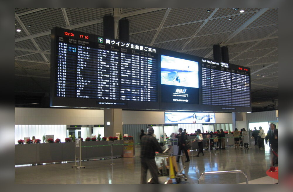 Lennureisijad hindasid: need on kümme parimat ja halvimat lennujaama maailmas