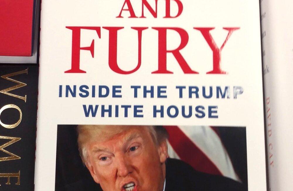 Tehisintellekt kirjutas Donald Trumpi raamatust ülinaljaka (kulinaarse) versiooni