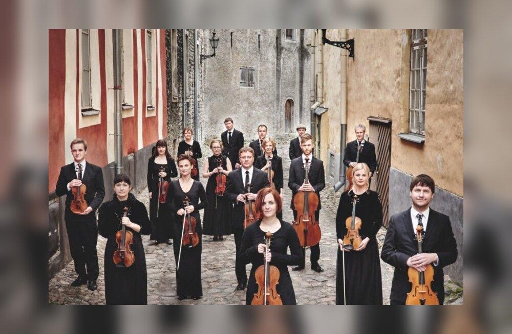 Сегодня! В Таллинне состоится бесплатный концерт Таллинского камерного оркестра