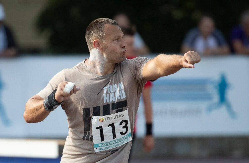 Eesti meistrivõistlused kergejõustikus 2018