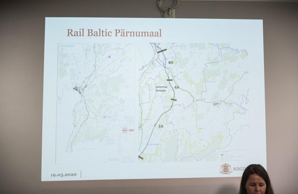 Rail Balticu riigikohtu lahendi pressikonverents