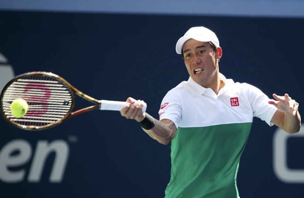 Esmakordselt ajaloos: Jaapanil on US Openi poolfinaalis mõlema soo esindajad