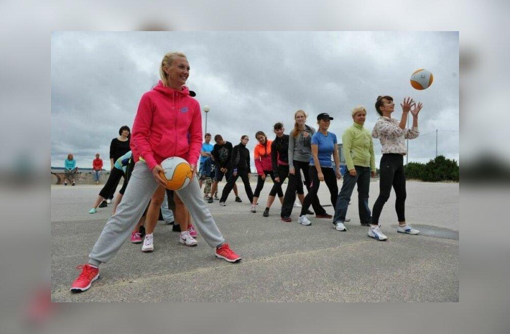 LIIKUMISAASTA 2014: Tule Meriton Spordiklubi ja Põhja- Tallinna spordipäevale!