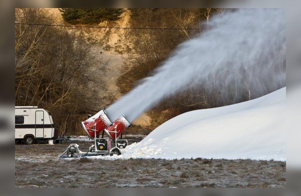 Lumeta talv röövib Otepäält turismiraha
