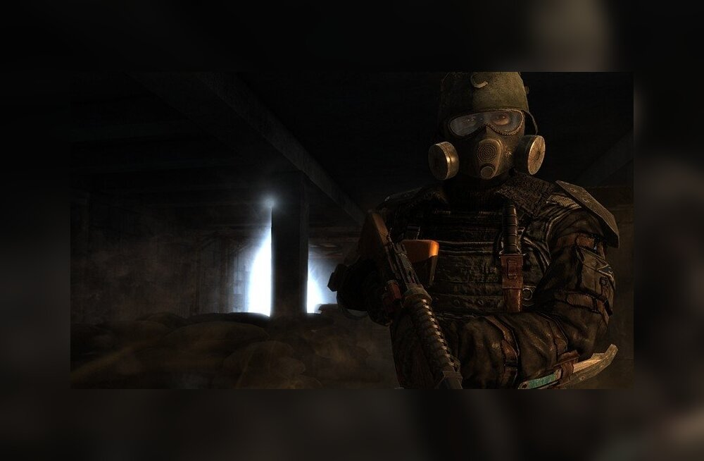 """Mänguarvustus: """"Metro 2033"""""""