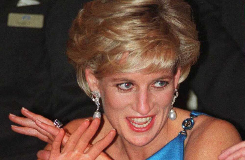 Kohutav paljastus! Printsess Diana emale ei meeldinud tütre suhted teatud tüüpi meestega: ma olen kasvatanud l***i!