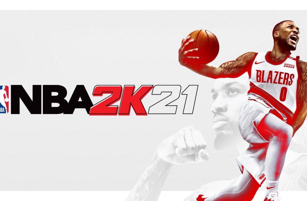 """Videomänguarvustus: """"NBA 2K21"""" – ebameeldiv suhe, millest ei suuda ka päris eemalduda!"""