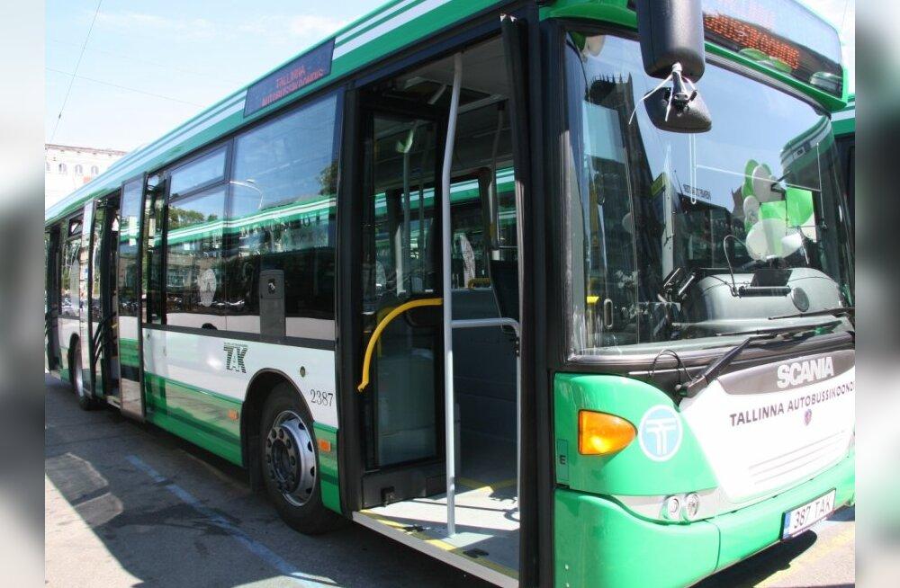 Tallinna bussifirma: meie juhtide preemiad on õigustatud