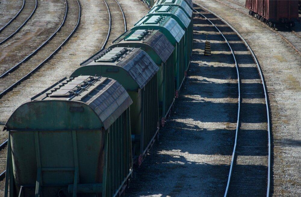 EVR Cargo poolaasta veomahud jäävad mullusele kõvasti alla