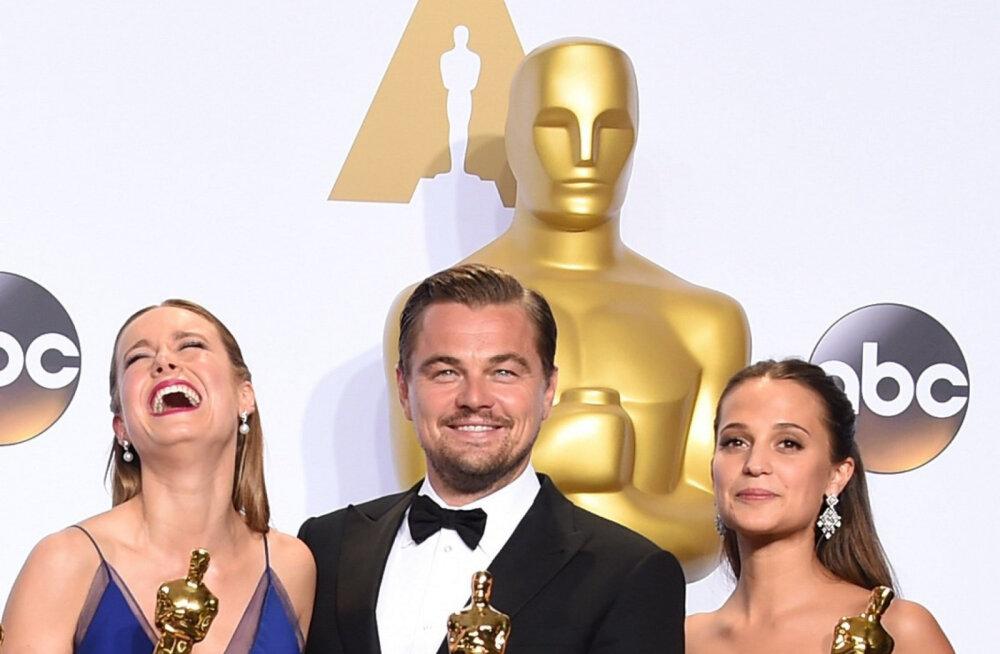 Pane plaksumais valmis! Oscarite gala jõuab tänavu otseülekandes ka Eesti televaatajateni