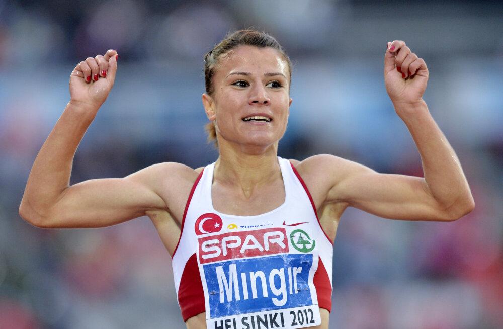 Takistusjooksu Euroopa meistri Londoni olümpia aegne dopinguproov osutus positiivseks