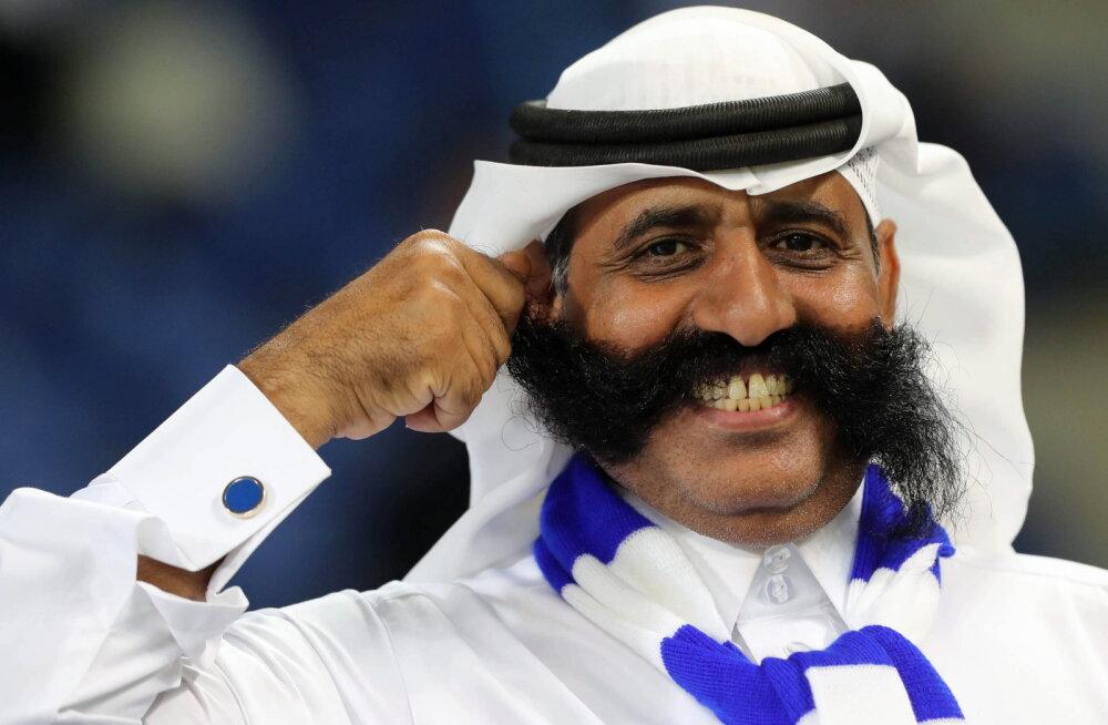Саудовский болельщик