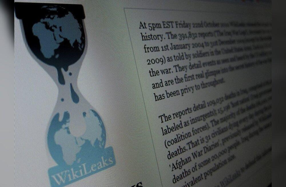 Kongresmen: WikiLeaks tuleks terroriorganisatsiooniks kuulutada