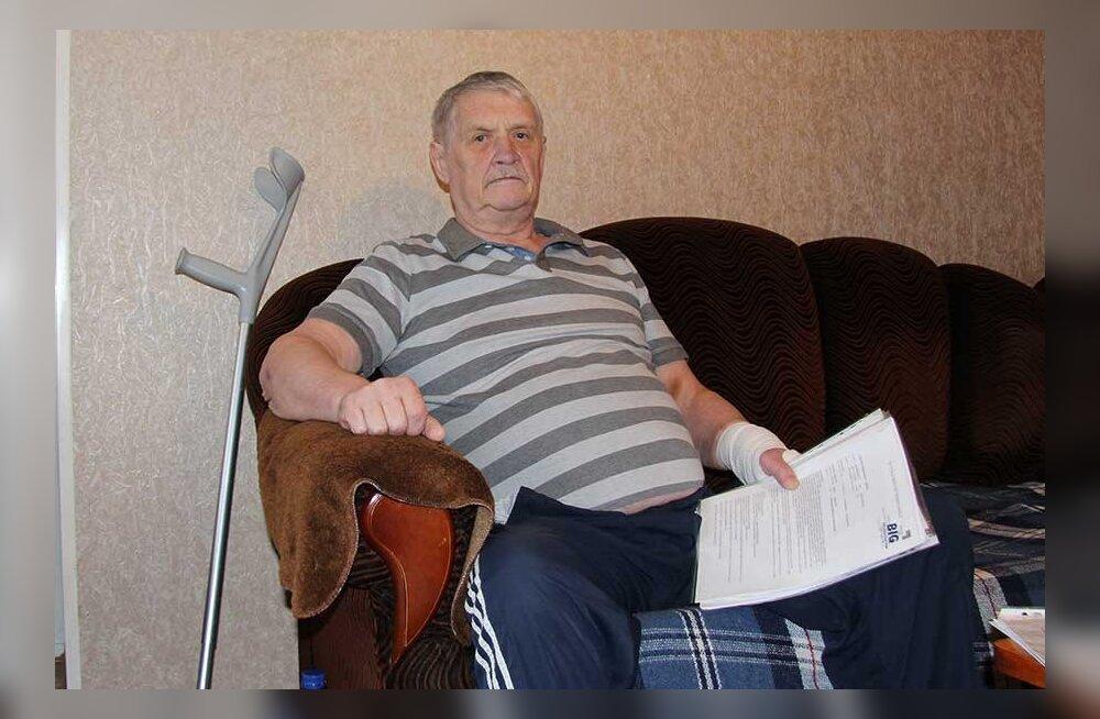 Не знал – в деньгах потерял. У экс-работника Eesti Energia выявили профзаболевание, но компенсации он так и не получил