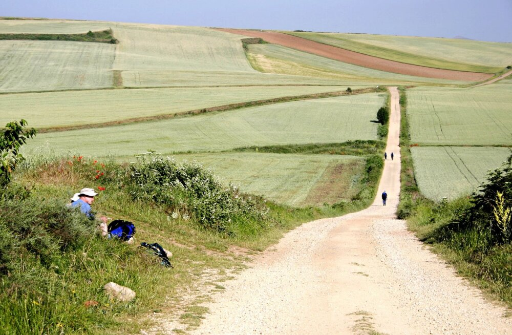 Jalgsi Lissabonist Santiago de Compostelasse, 1. lugu: miks üldse palverännakule?