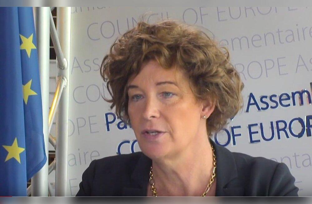 VIDEO | ENPA Vene-resolutsiooni autor: Venemaa pole sanktsioonidest pääsenud, kõik sõltub nende käitumisest