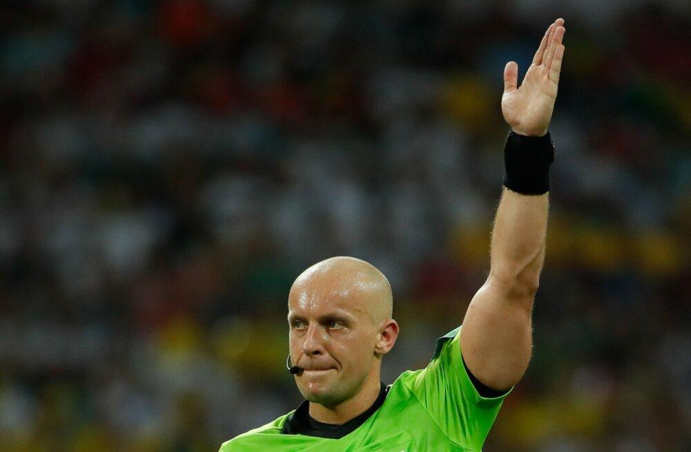 Selgus kohtunik, kes vilistab Tallinnas toimuvat UEFA superkarikafinaali