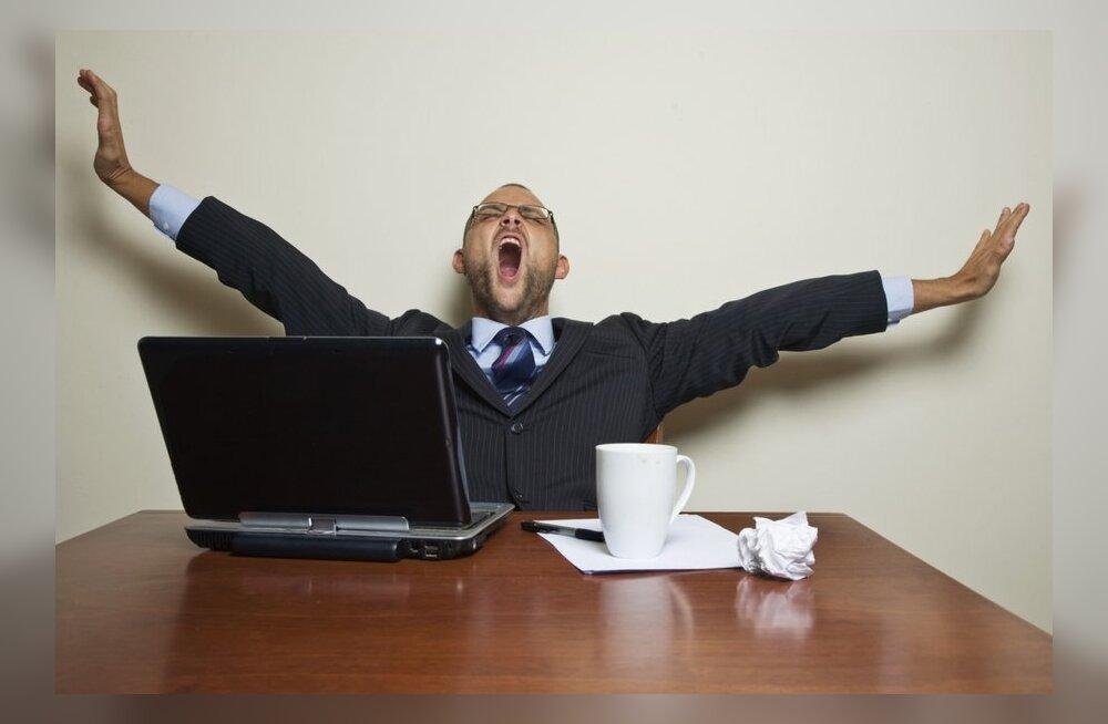 Mida teha, et tööl igav ei oleks