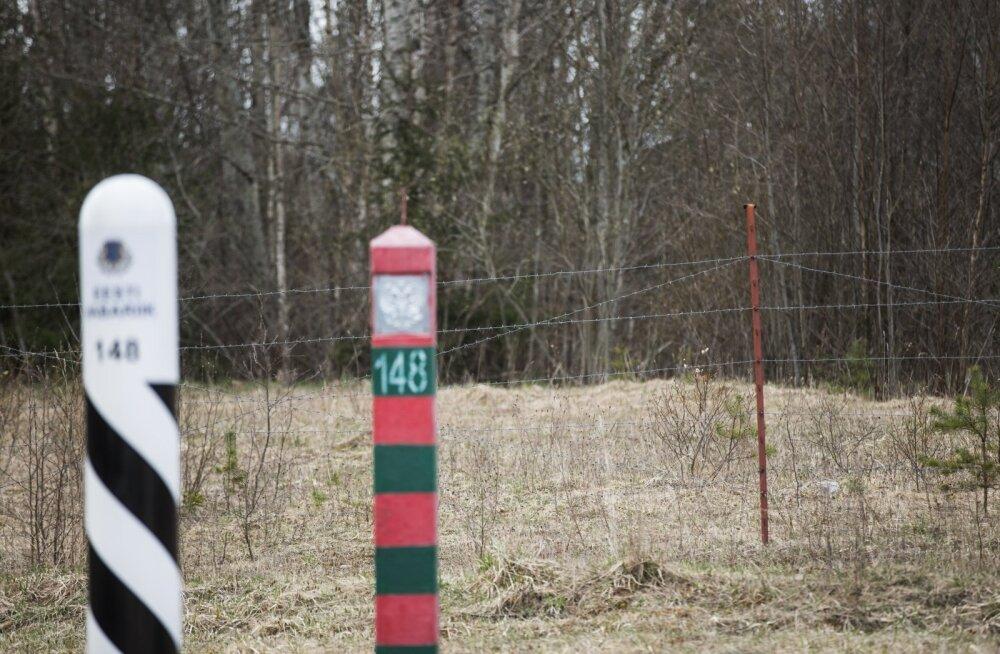 Eesti Päevalehe arhiivist. Leedu piirivalvejuht: süürlased ei hakka läbi Baltimaade rändama, aga tähelepanu nõuavad vietnamlaste smugeldajad