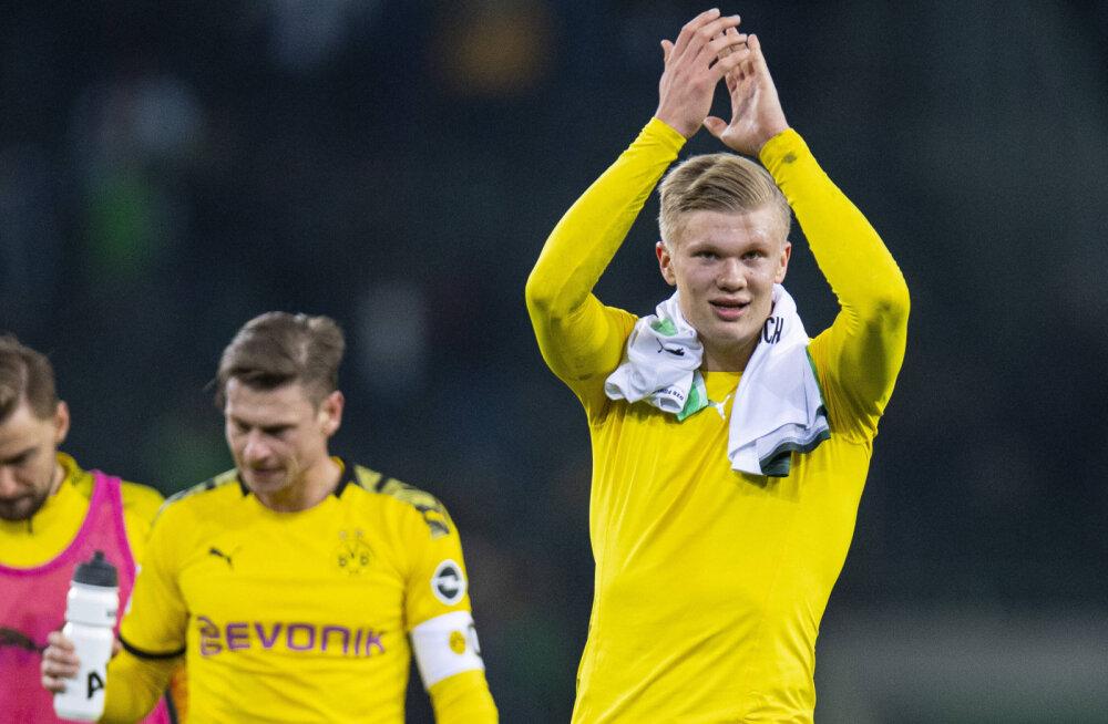 Lõpuks ometi: Bundesliga teatas kuupäeva, millal mängudega jätkatakse