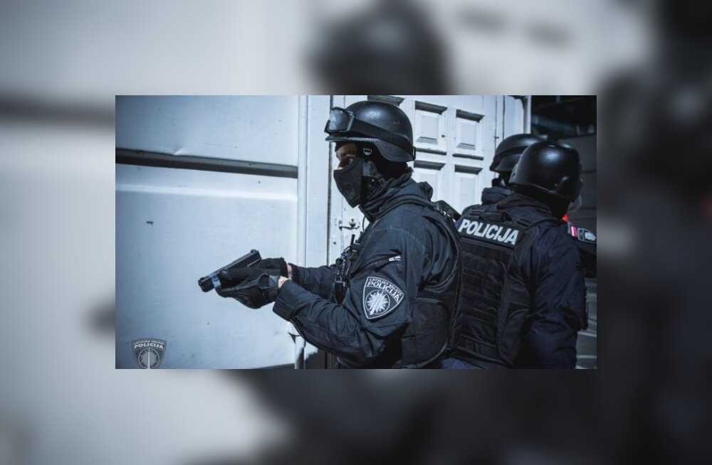 Läti politsei hoidis ära kohtutäituri röövimise, vangistamise ja tapmise