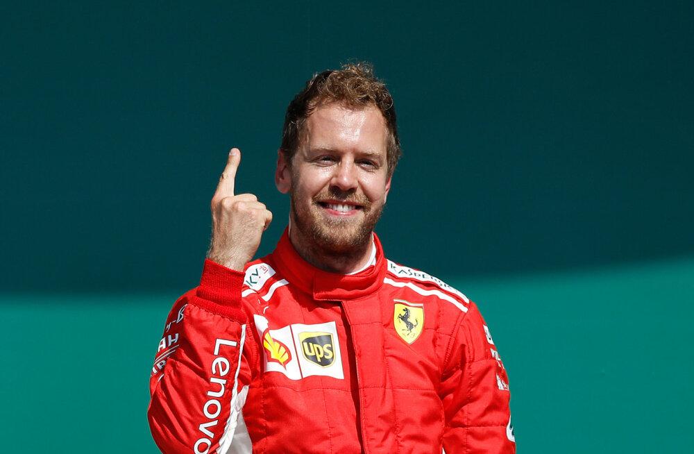 AMETLIK | Sebastian Vettel leidis F1-s uue kodumeeskonna