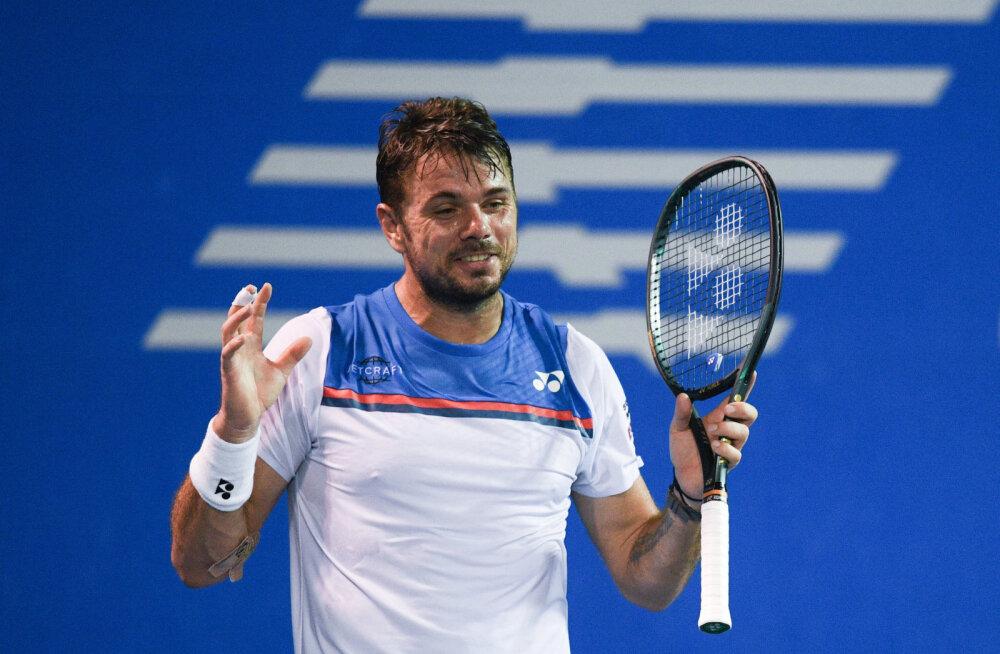 Koroonaviirusest hoolimata toimuvat US Openit tabas järjekordne tagasilöök