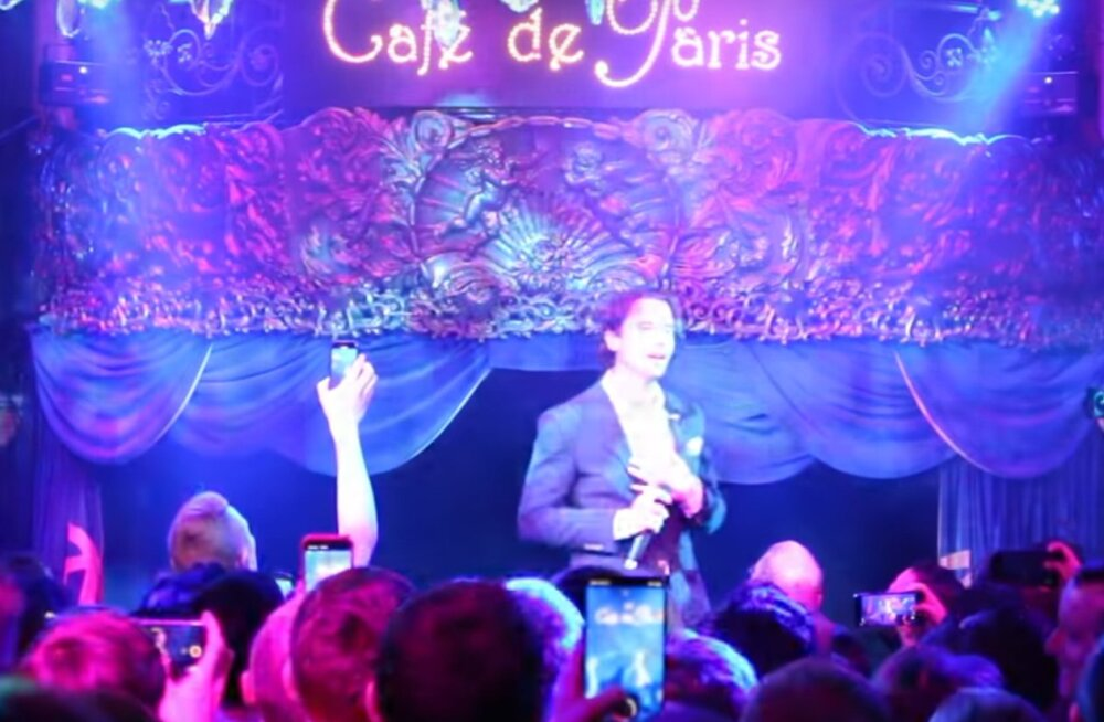VIDEO | Võimas! Victor Crone oli Londonis toimunud Eurovisiooni eelpeol tõeline publiku lemmik