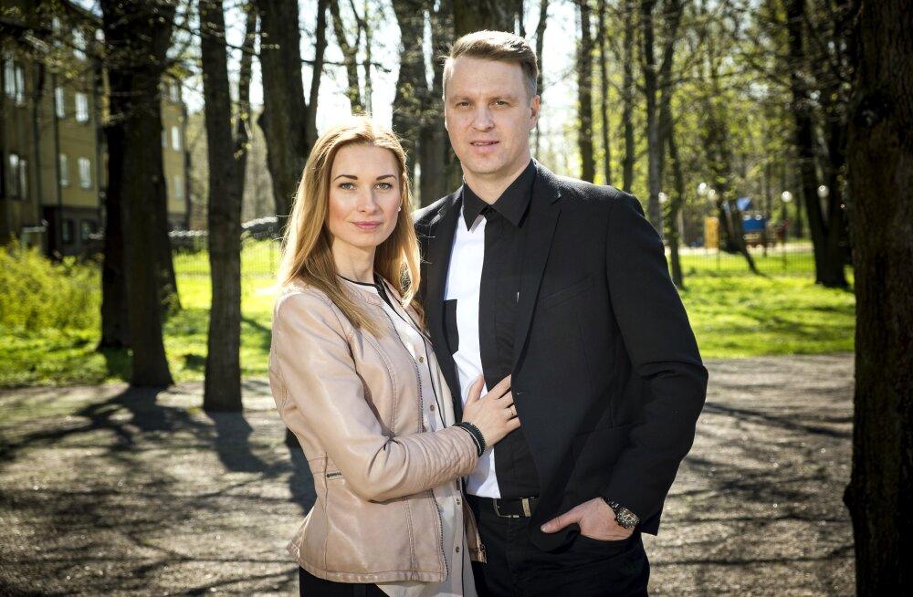 Evelin ja Rauno Märksi tee armukadedusest suure armastuseni