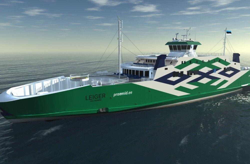 Juba Tallinna Sadama nõukogu vanadest protokollidest ilmnevad kahtlused uute parvlaevade kohta