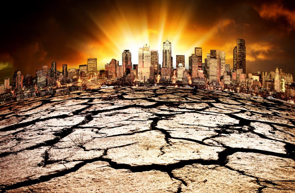 Globaalne kliimamuutus ja osoonikihi hõrenemine ei ole sama asi