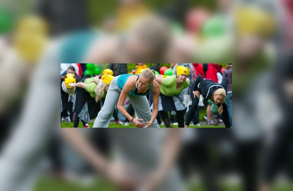 Tallinn rahastab spordiklubisid tänavu 60 miljoniga