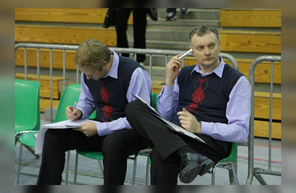 Tartu ülikooli korvpallimeeskond teist välismaalast ei too
