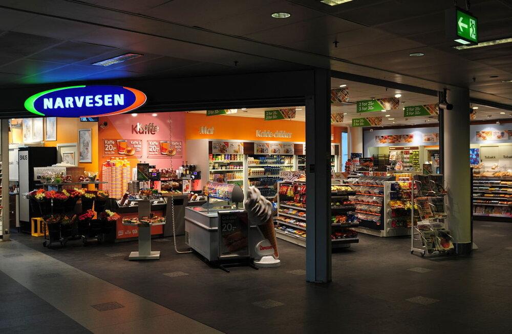 Lõunanaabrite väikepoodide turul käib tihe rebimine. Läti kioskiketi juht: see on praegu ainuke stabiilse kasvuga äri jaekaubanduses
