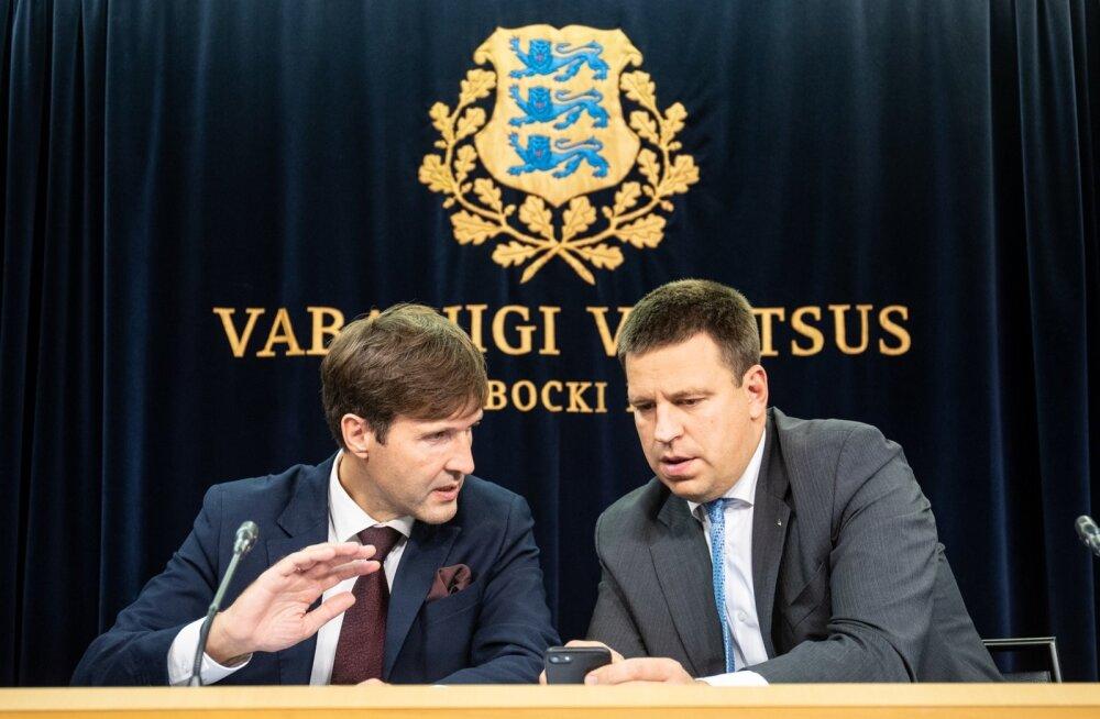 Nagu peaminister Jüri Ratas, ei lähe presidendi vabariigi aastapäeva vastuvõtule ka rahandusminister Martin Helme