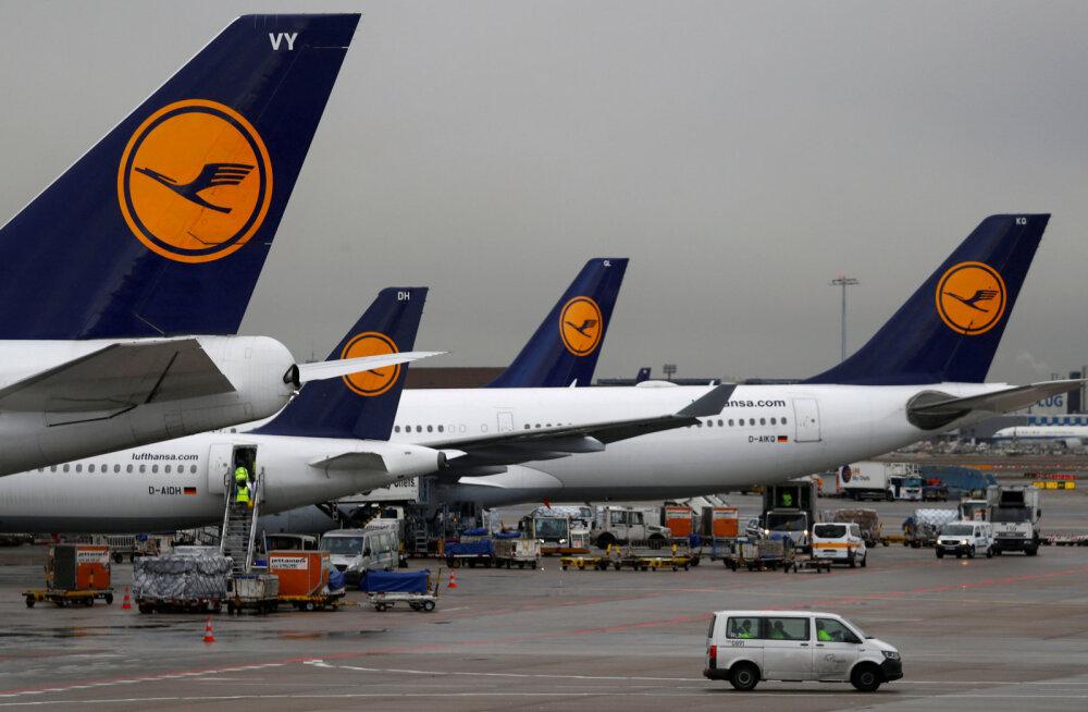 Lufthansa перестала продавать билеты на последний ряд кресел