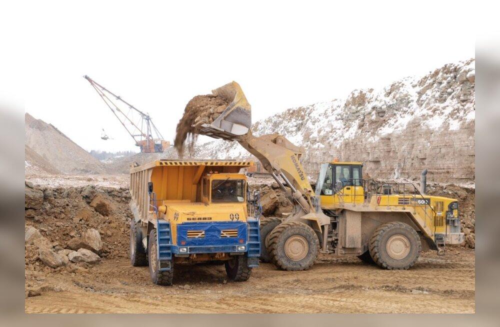 Fosforiidi kaevandamine puudutab kogu Virumaad