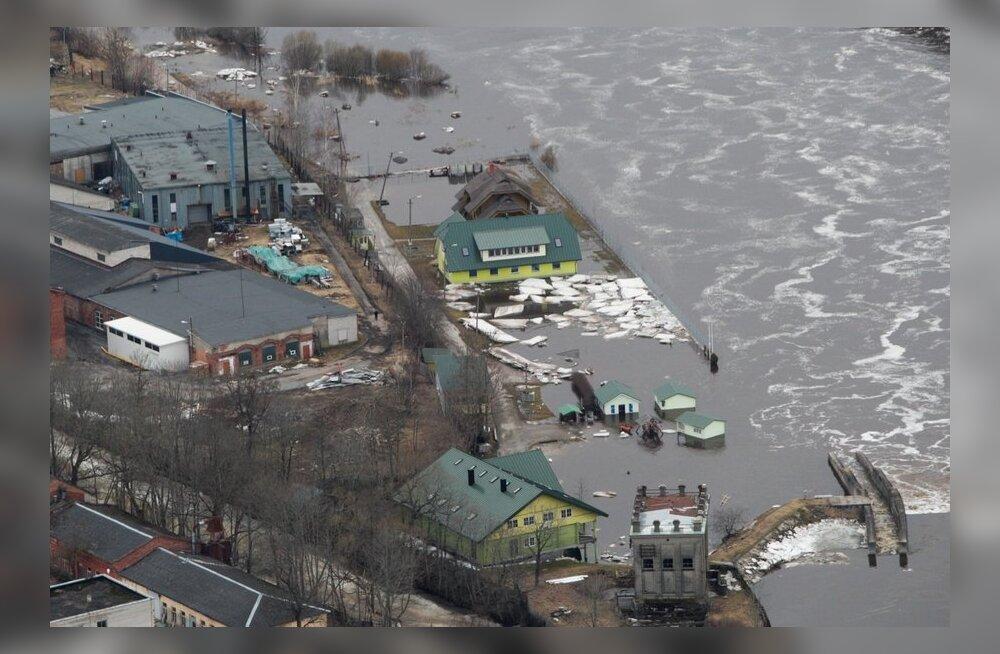 Pärnumaa üleujutused