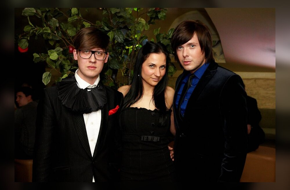 ГАЛЕРЕЯ: Коллекция Кирилла Сафонова на вечеринке Style Express