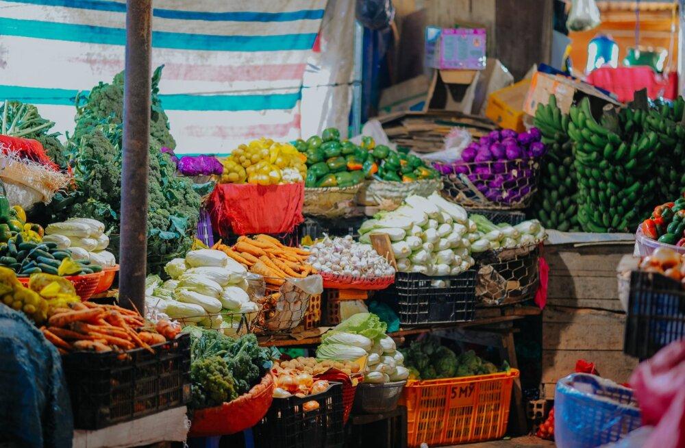 Köögiviljad, mida võid isegi dieedi ajal süüa nii palju kui tahad