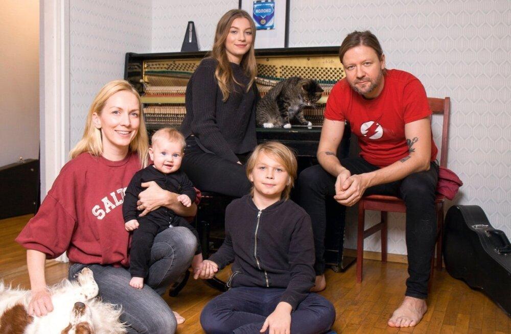 Laura Kõrvits: igale väga õnnelikule hetkele on eelnenud pikk ja piinarikas periood