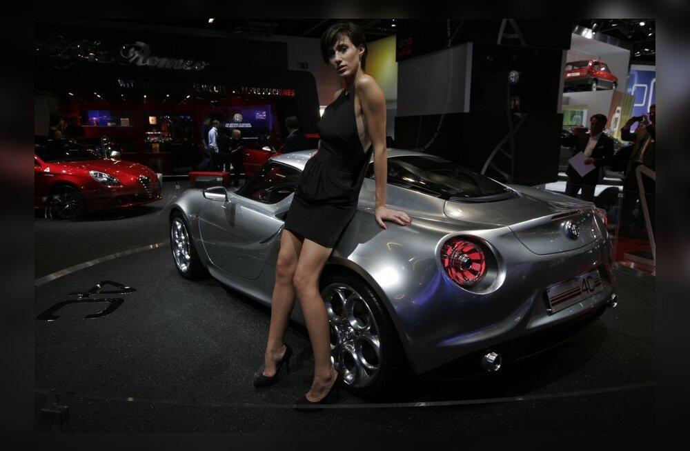 Alfa Romeo 4C saab ka katuseta versiooni