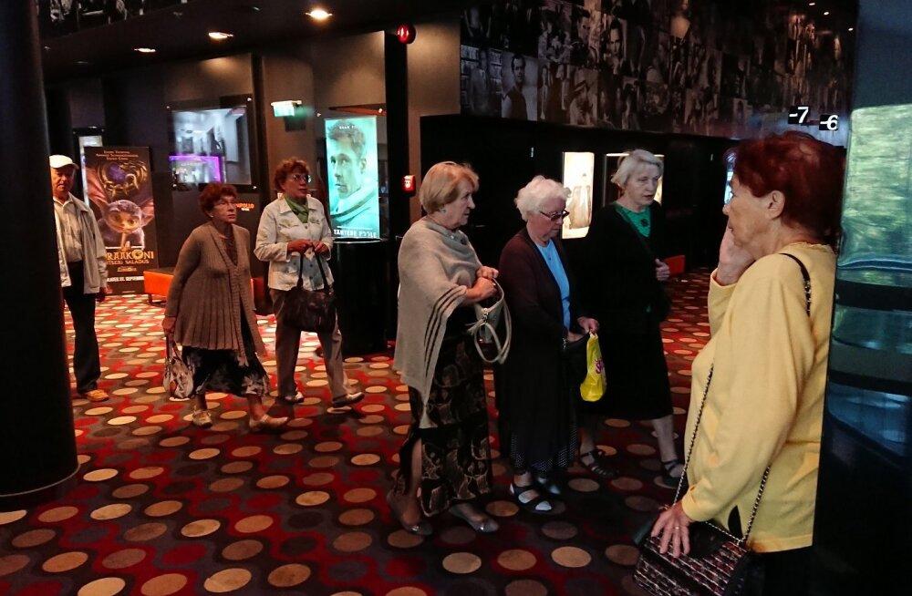 Какие фильмы бесплатно покажут этой осенью в таллиннском Киноклубе для пожилых?
