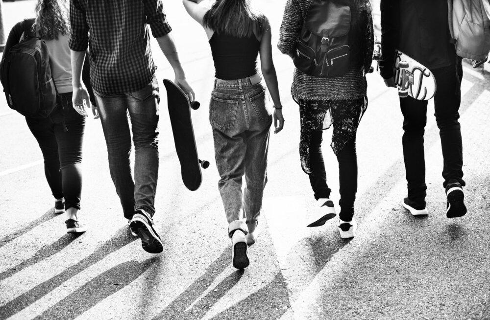 Viiendik kooliõpilastest tunneb, et elu pole elamist väärt! Milline roll on siin suhetel ning kuidas neid hoida ja parandada?