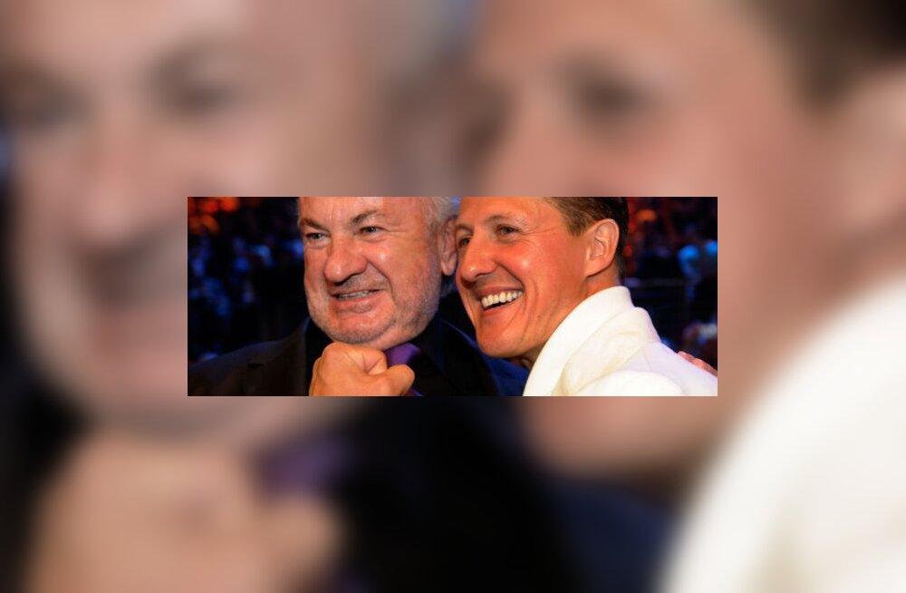 Weber ja Schumacher